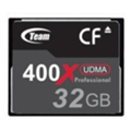 TEAM 32 GB CF 400x TCF32G40001