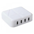 Drobak Multi Power 4xUSB (White) (905321)