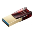 Apacer 32 GB AH180 Type-C Dual USB 3.1 Red (AP32GAH180R-1)