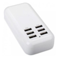 Drobak Multi Power 6xUSB (White) (905320)