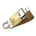 Prestigio 4 GB Leather Limited Gold