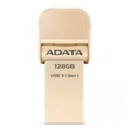 A-data 128 GB USB 3.1 Gen1/Lightning I920 Gold (AAI920-128G-CGD)