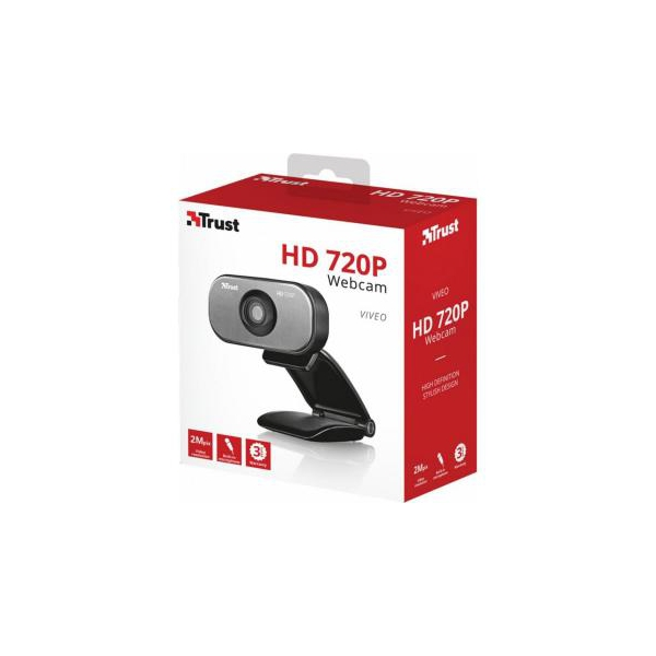 Trust Viveo HD 720P webcam (20818)