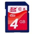 TEAM 4 GB SDHC Class 10