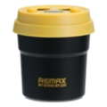 REMAX Coffee Cup Car Charger CR-2XP 2USB Black