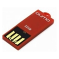 Qumo 32 GB Sticker Red (QM32GUD-STR-Red)