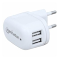Manhattan 2 USB 2.1 A, White (101745)