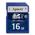 Apacer 16 GB SDHC Class 10 UHS-I AP16GSDHC10U2-R