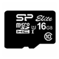 Silicon Power 16 GB microSDHC Class 10 UHS-I Elite SP016GBSTHBU1V10