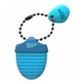Silicon Power 32 GB Touch T30 USB 2.0 Blue (SP032GBUF2T30V1B)