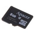Apacer 8 GB microSD Class 4 AP8GMCSH4-RA