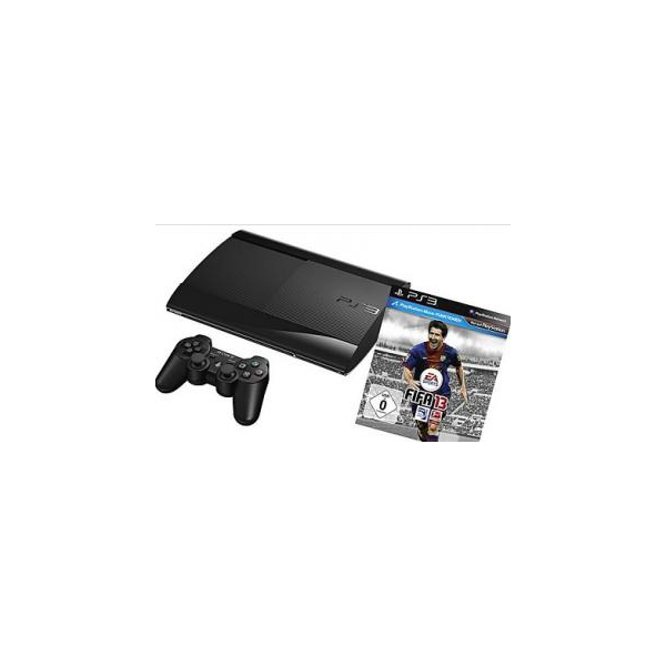 Sony PlayStation 3 Super Slim 12 GB + FIFA 14