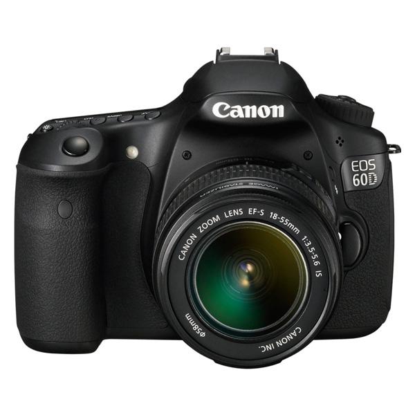 Фотоаппарат CANON EOS 60D 18-55 EFS Kit в Донецке.