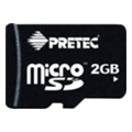 Pretec 2 GB microSD
