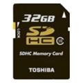 Toshiba 32 GB SDHC Class 10 Black SD-K32CL10