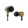 Monster Turbine Pro Gold Audiophile