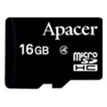 Apacer 16 GB microSDHC Class 4 AP16GMCSH4-RA