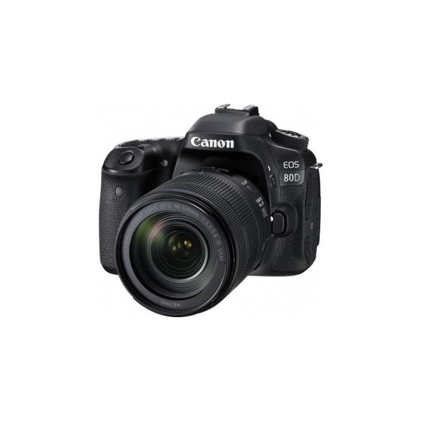 Canon EOS 80D kit 18-135mm IS USM