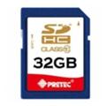 Pretec 32 GB SDHC Class 10 (SHSV32G)