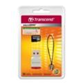 Transcend 4 GB microSDHC class 4 + P3 Card Reader TS4GUSDHC4-P3