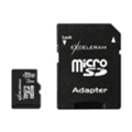 Exceleram 128 GB microSDXC class 10 + SD Adapter MSD12810A