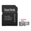 SanDisk 32 GB microSDHC UHS-I Ultra + SD Adapter SDSQUNB-032G-GN3MA