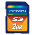 Transcend 2 GB Secure Digital Card TS2GSDC