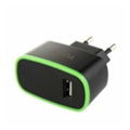 Toto TZR-06 Travel charger 1USB 2,1A Black
