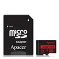 Apacer 32 GB microSDHC Class 10 UHS-I R85 + SD adapter AP32GMCSH10U5-R