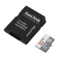 SanDisk 64 GB microSDXC UHS-I Ultra + SD Adapter SDSQUNB-064G-GN3MA