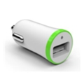 Toto TZR-10 Car charger 1USB 2,1A White