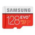 Samsung 128 GB microSDXC Class 10 UHS-I EVO Plus + SD Adapter MB-MC128DA