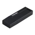 Toshiba 64 GB TransMemory U302 Black (THN-U302K0640MF)