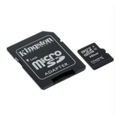 Kingston 16 GB microSDHC class 4 + SD Adapter