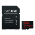 SanDisk 128 GB microSDXC UHS-I U3 Extreme Action + SD Adapter SDSQXVF-128G-GN6AA