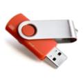 GoodRAM 8 GB Twister Red (UTS2-0080R1BBB)