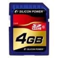 Silicon Power 4 GB SDHC Class 10