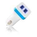 Gelius Gold Edition USB*2 2.4A White/Blue (36481)
