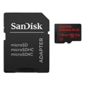 SanDisk 128 GB microSDXC UHS-I U3 Extreme Plus + SD Adapter SDSQXWG-128G-GN6MA