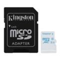 Kingston 64 GB microSDXC class 10 UHS-I U3 + SD Adapter SDCAC/64GB