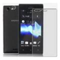 Nillkin Sony Xperia J ST26i (глянцевая)