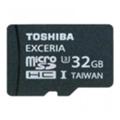 Toshiba 32 GB EXCERIA microSDHC UHS-I U3 + SD adapter SD-CX32UHS1(6A)