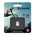 Kingston 64 GB microSDXC class 10 UHS-I U3 SDCAC/64GBSP