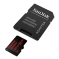 SanDisk 128 GB microSDXC UHS-I U3 Extreme Action A1 + SD Adapter SDSQXAF-128G-GN6AA