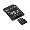 Kingston 16 GB microSDHC class 4 + mini
