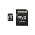 Patriot PATRIOT 32 GB microSDHC class 10 + SD Adapter