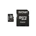 Patriot PATRIOT 32 GB microSDHC class 10 + SD Adapter