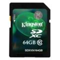 Kingston 64 GB SDXC Class 10 SDX10V/64GB