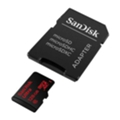 SanDisk 128 GB microSDXC Android Ultra + SD adapter SDSDQUAN-128G-G4A