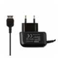 Toto TZS-16 Travel charger Samsung D880 500 mA 1.2m Black